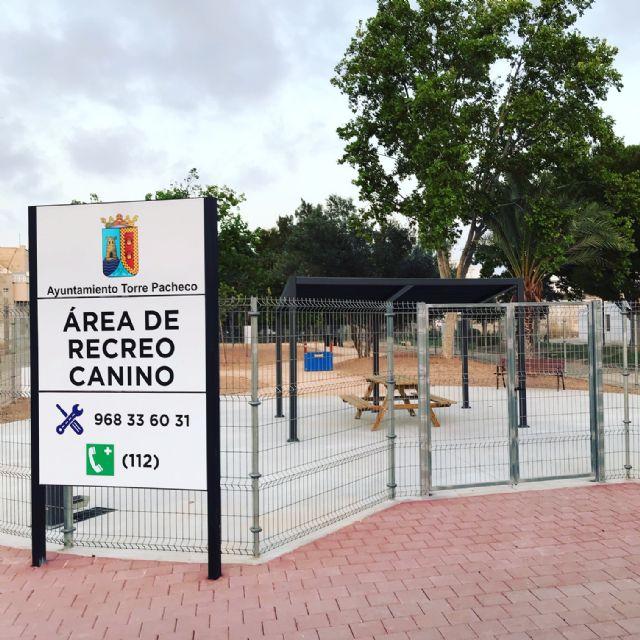 Primera Área Canina en Torre Pacheco - 4, Foto 4