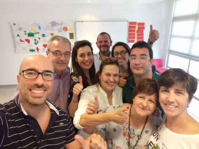 15 personas encuentran trabajo con el programa 100x100 activación en San Pedro del Pinatar - 2, Foto 2