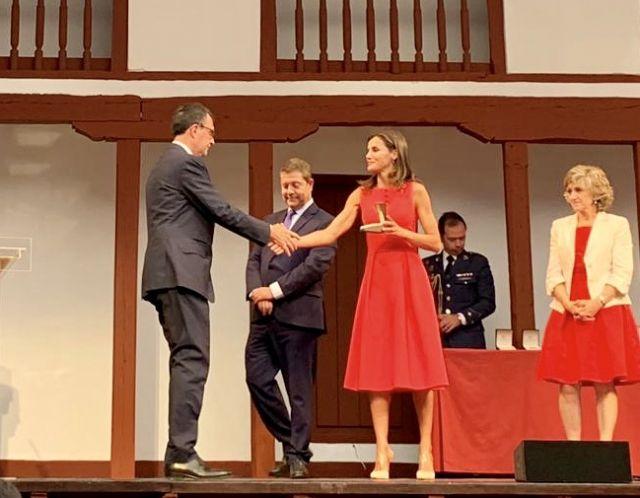 El premio Reina Letizia reconoce el carácter participativo, transversal e innovador del Plan de Accesibilidad de Murcia - 1, Foto 1
