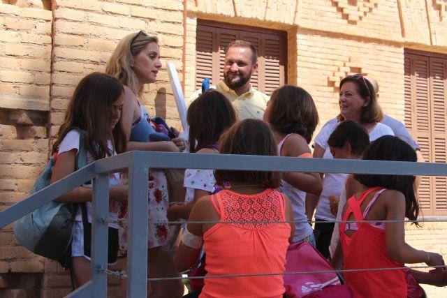 San Pedro del Pinatar acoge el campamento de verano especializado en diabetes de ADIRMU - 1, Foto 1