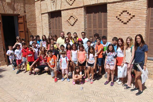 San Pedro del Pinatar acoge el campamento de verano especializado en diabetes de ADIRMU - 2, Foto 2