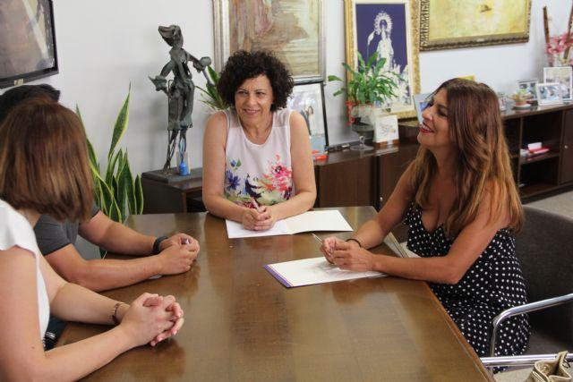 El Ayuntamiento y la agrupación flamenca Riá Pitá renuevan su convenio de colaboración - 2, Foto 2
