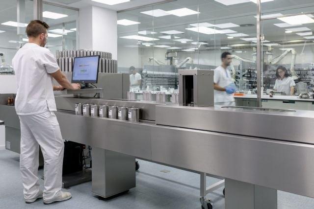 Una multinacional de aromas aumenta hasta un 40% su capacidad de producción gracias a la renovación de la planta de producción de su sede central - 1, Foto 1