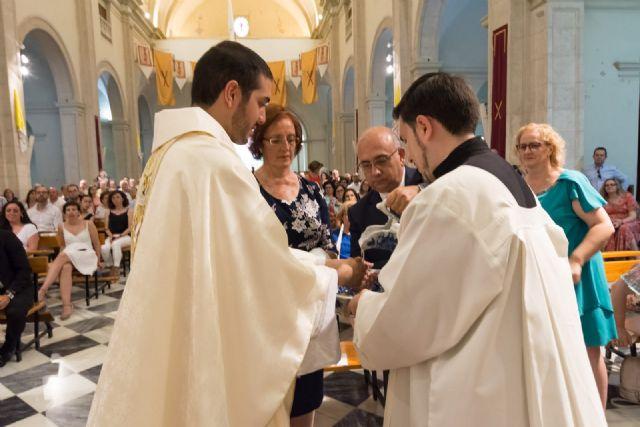 Javier Mateos recibe el sacerdocio de manos de Mons. Chico - 1, Foto 1