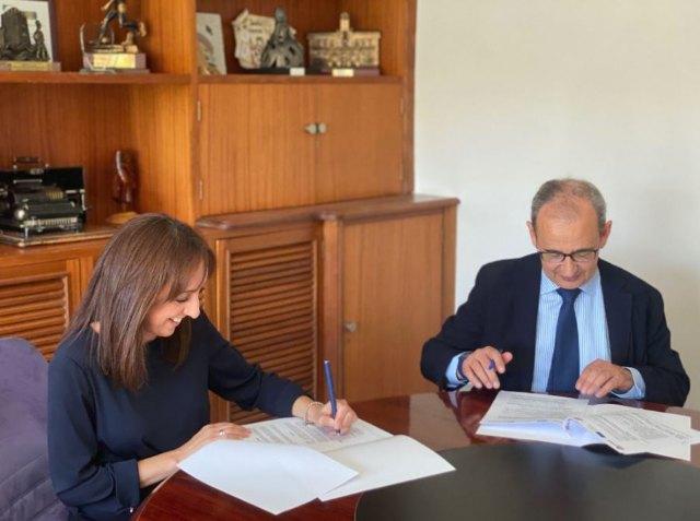 El Ayuntamiento de Bullas y Amusal fomentan el emprendimiento colectivo - 1, Foto 1