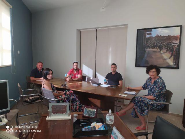El Ayuntamiento de Puerto Lumbreras explica las medidas adoptadas ante el inicio del nuevo curso escolar a las AMPAs del municipio - 5, Foto 5