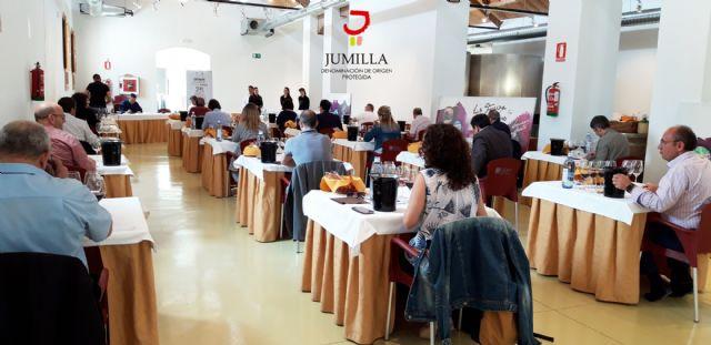 Cuenta atrás para las catas del 26 certamen de calidad vinos DOP Jumilla - 1, Foto 1