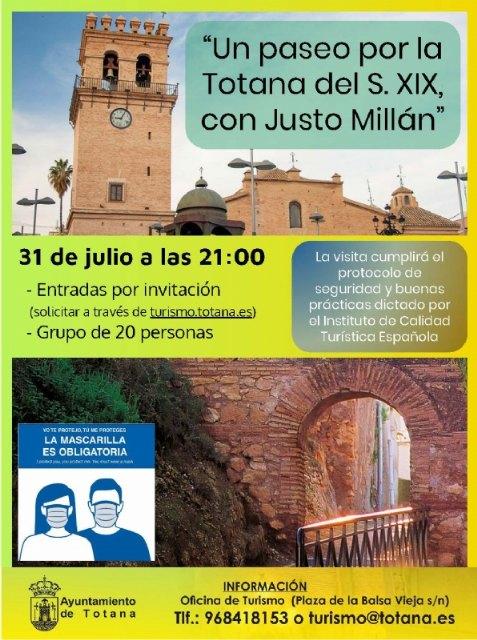Arrancan las visitas a La Bastida (18 julio) y al Museo de la Torre (16 de julio) - 3, Foto 3