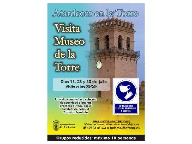 Arrancan las visitas a La Bastida (18 julio) y al Museo de la Torre (16 de julio) - 4, Foto 4