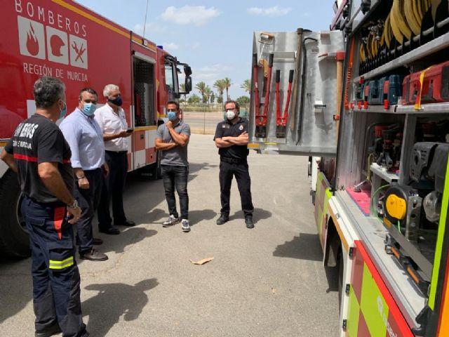 El Ayuntamiento trabaja con los bomberos del Consorcio regional en la mejora del servicio de emergencias ante inundaciones de cara al próximo otoño - 1, Foto 1