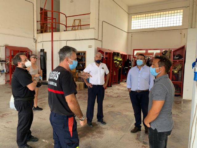El Ayuntamiento trabaja con los bomberos del Consorcio regional en la mejora del servicio de emergencias ante inundaciones de cara al próximo otoño - 2, Foto 2