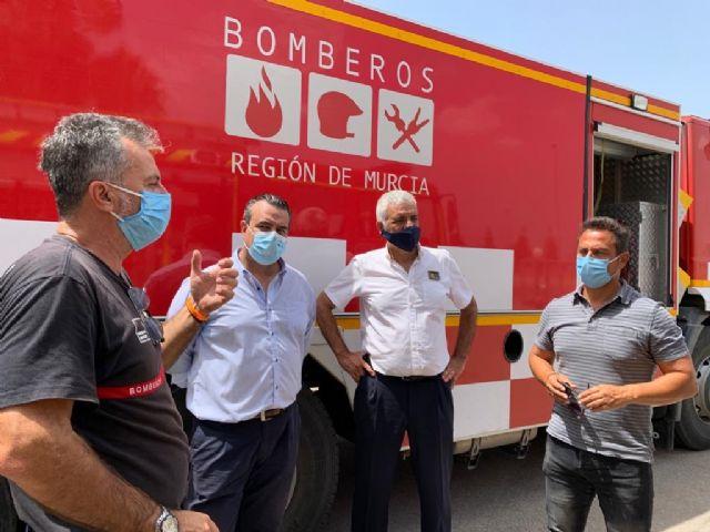 El Ayuntamiento trabaja con los bomberos del Consorcio regional en la mejora del servicio de emergencias ante inundaciones de cara al próximo otoño - 3, Foto 3
