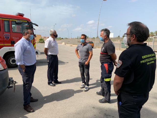 El Ayuntamiento trabaja con los bomberos del Consorcio regional en la mejora del servicio de emergencias ante inundaciones de cara al próximo otoño - 4, Foto 4