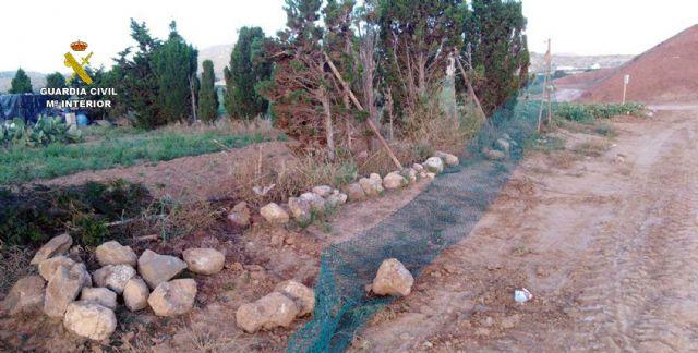La Guardia Civil investiga en Cabo de Palos a doce menores por causar daños en una finca agrícola - 1, Foto 1