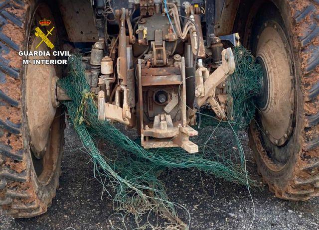 La Guardia Civil investiga en Cabo de Palos a doce menores por causar daños en una finca agrícola - 3, Foto 3