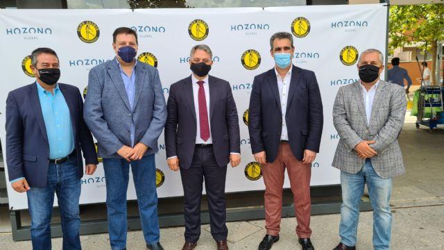 Hozono Global refuerza su apoyo al CB Jairis, que ficha a la internacional brasileña Erika de Souza - 3, Foto 3