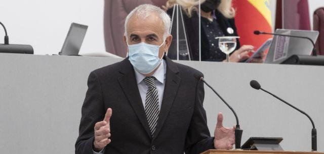 El PSRM denuncia que López Miras y el Partido Popular corrompan las instituciones para conseguir el poder - 1, Foto 1