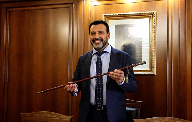 Jerónimo Moya, nuevo alcalde de Ciudadanos en Cehegín - 1, Foto 1