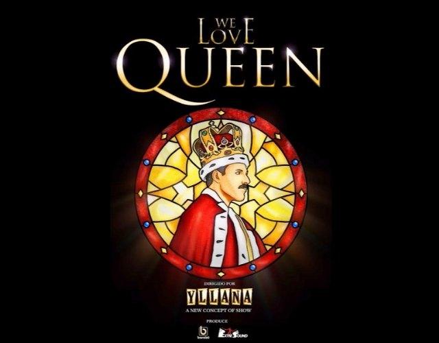 Aplazamiento del espectáculo We Love Queen - 1, Foto 1