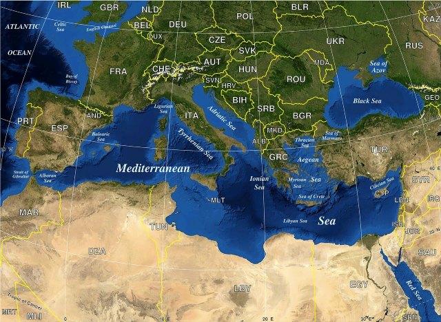 El Mediterráneo es un compendio de los grandes problemas a los que se enfrenta la comunidad internacional - 1, Foto 1