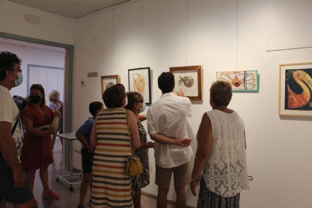 El Espacio de Arte de la Casa de Cultura acoge la exposición Bestiario del artista Ismael Cerezo - 2, Foto 2