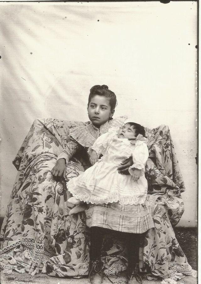 Retratos post-mortem de niños en la producción del fotógrafo Fernando Navarro, Foto 5