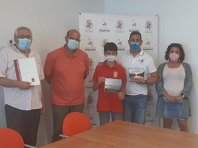 El cartagenero Tomás Sánchez irá al Campeonato del Mundo de Pesca Mar–Costa con 14 años - 1, Foto 1
