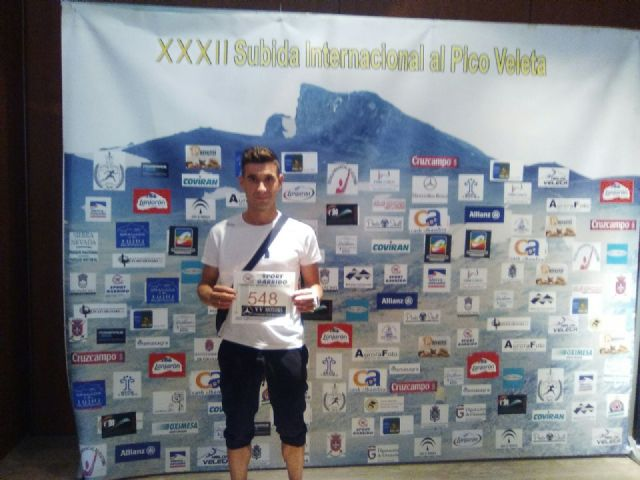 Totana Athletics Club members participated in the XXXII edition of the climb to the Veleta