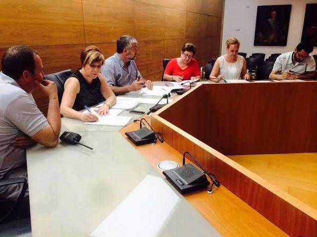 Se constituye el Comit� de Seguridad y Salud Laboral del Ayuntamiento de Totana, Foto 1
