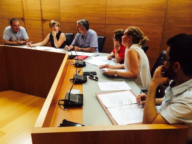 Se constituye el Comit� de Seguridad y Salud Laboral del Ayuntamiento de Totana, Foto 2