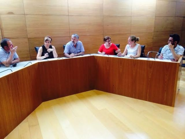 Se constituye el Comit� de Seguridad y Salud Laboral del Ayuntamiento de Totana, Foto 3
