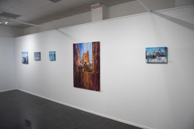 La Casa del Mar expone la obra de José Manuel Peñalver, Foto 4
