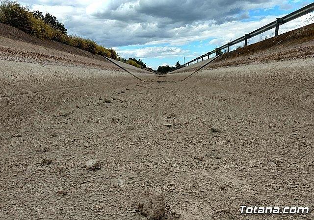 Asaja Murcia alerta de que uno de cada tres agricultores podría abandonar el campo por la falta de agua, Foto 1