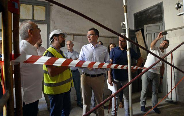 Comienzan las pruebas de carga en la Cárcel Vieja previas al inicio de las obras - 2, Foto 2