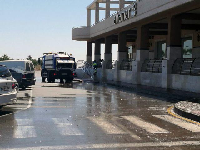 Cs exige explicaciones al Gobierno local sobre el uso irregular del servicio de limpieza viaria en un recinto privado - 1, Foto 1