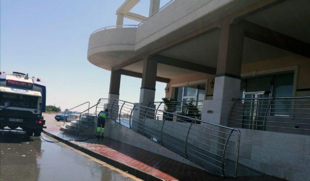Cs exige explicaciones al Gobierno local sobre el uso irregular del servicio de limpieza viaria en un recinto privado - 2, Foto 2