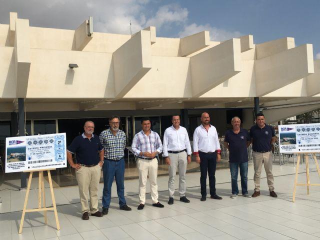 El Centenario del Club Náutico de Santiago de la Ribera protagoniza los décimos de la lotería nacional para el sorteo del 11 de agosto - 2, Foto 2