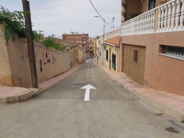 Cambio de sentido de circulación de la calle San Antonio, Foto 2