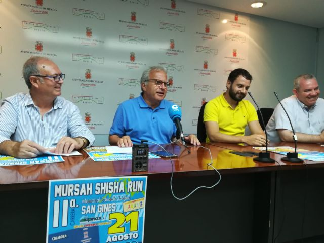 400 personas participarán en la II Carrera Mursah Shisha Run de San Ginés - 1, Foto 1