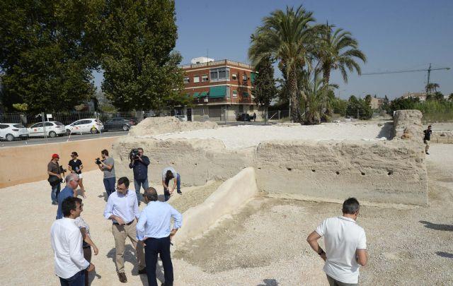El entorno del Molino del Batán, enclave turístico del nuevo itinerario patrimonial de la Huerta de Murcia - 1, Foto 1