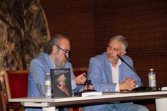 El Festival Internacional del Cante de las Minas otorga su Castillete de oro al unionense Francisco José Ródenas - 1, Foto 1