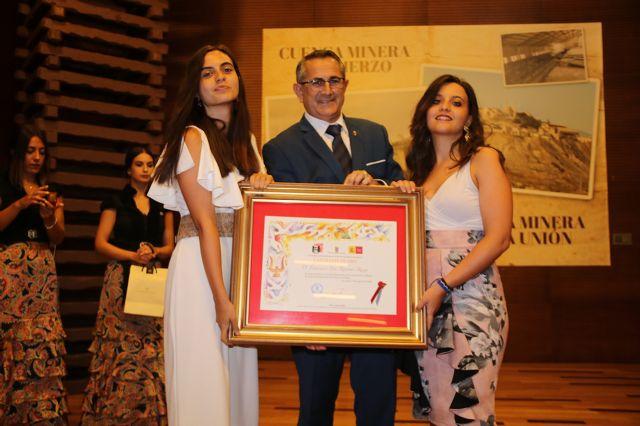 El Festival Internacional del Cante de las Minas otorga su Castillete de oro al unionense Francisco José Ródenas - 2, Foto 2