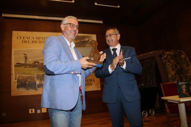 El Festival Internacional del Cante de las Minas otorga su Castillete de oro al unionense Francisco José Ródenas - 3, Foto 3