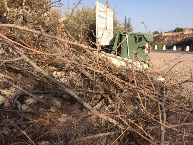 El servicio de recogida de enseres y restos vegetales se presta de manera gratuita y requiere de la petición de cita previa para dar aviso, Foto 3
