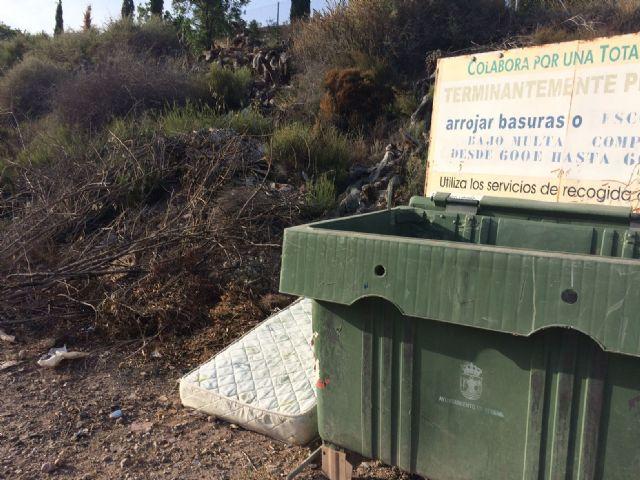El servicio de recogida de enseres y restos vegetales se presta de manera gratuita y requiere de la petición de cita previa para dar aviso, Foto 4