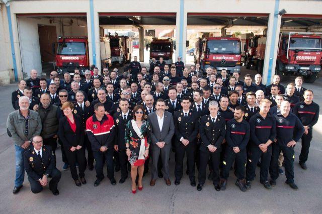 MC solicitará 30 nuevas plazas de bomberos ante la crítica situación del servicio - 1, Foto 1