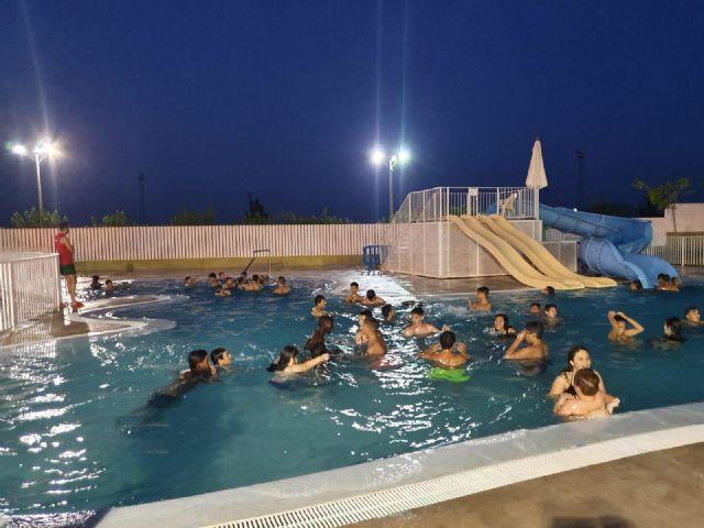 Las piscinas municipales de Puerto Lumbreras  acogen a más de 7500 personas durante el mes de julio - 4, Foto 4