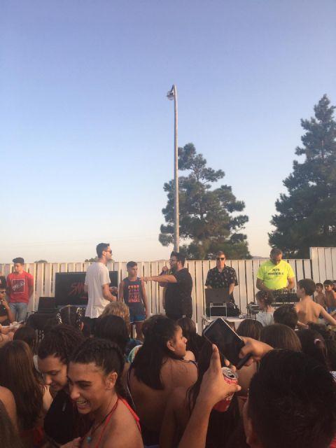 Las piscinas municipales de Puerto Lumbreras  acogen a más de 7500 personas durante el mes de julio - 5, Foto 5