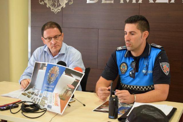 La Policía Local se vuelca con la seguridad en Mazarrón, Foto 2