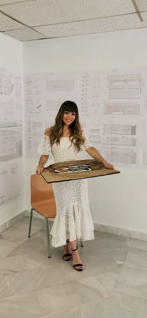 Una alumna de Arquitectura proyecta en el Puerto de la Cadena un centro de enfermedades neuromusculares - 2, Foto 2